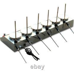 0-2000rpm Heating Magnetic Stirrer Lab Mixer Machine Hot Plate Magnetic Stirrer