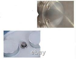 1-5L Magnetic Stirrer Magnetic Mixer Stir Hot Plate Stirring Water Oil Bath Pot
