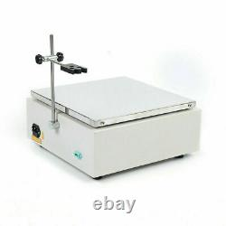 10L Digital Lab Hot Plate Magnetic Stirrer Mixer Thermostatic Heating power 300W