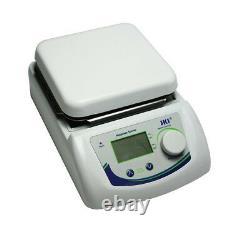 110V Professional Lab Digital 2L Magnetic Hot Plate Stirrer Heating & Stirring