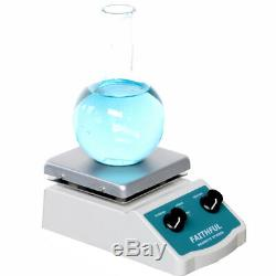 2 in 1 180W Hot Plate Magnetic Stirrer Heating & Stirring 5x5 SH-2