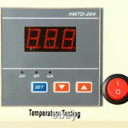 6 Heads Magnetism Stirrer Heating Mixer Hot Plate 110V Magnetic Hotplate Stirrer