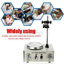 79-1 1000ml Hot Plate Magnetic Stirrer Dual Control Heating Stirrin /m