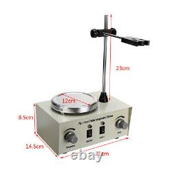 79-1 1000ml Hot Plate Magnetic Stirrer Dual Control Heating Stirring