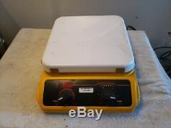 Barnstead Hot Plate Stirrer Cimarec Magnetic SP131635 10x 10 120V