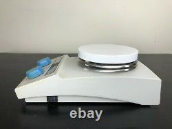 Chemglass Arex 6 Digital Pro Hot Plate Magnetic Stirrer Velp 120V WARRANTY