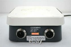 Corning Lab Hot Plate PC-101 With Magnetic Stirrer Mixer