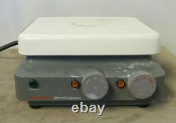 Corning Laboratory Magnetic Stirrer Hot Plate Model PC-320 Works -Used