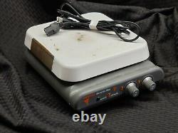 Corning Laboratory Model PC-620 10x10 Hot Plate Magnetic Stirrer Tested Working