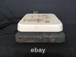 Corning Model PC-520 Laboratory Magnetic Stirrer / Hot Plate 10 x 10