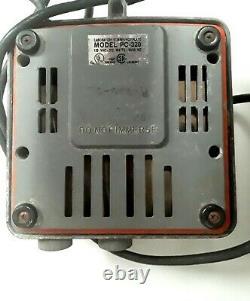 Corning PC-320 Hot Plate Magnetic Stirrer 5 x 7 120V Stirring Analog