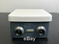 Corning PC-351 Hot Plate Magnetic Stirrer 5 x 7 120V Stirring Analog WARRANTY