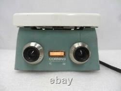 Corning PC-351 Industrial Variable Speed Magnetic Hot Plate Stirrer