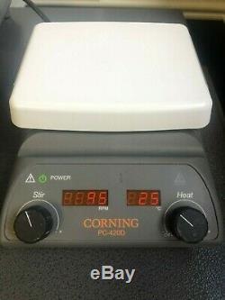 Corning PC-420D Digital Hot Plate Stirrer