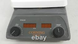 Corning PC-420D Hot Plate and Magnetic Stirrer