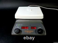 Corning PC-420D Magnetic Stirrer / Hot Plate 6 x 7