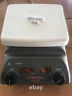 Corning PC-420d Magnetic Stirrer And Hot Plate, Barely Used