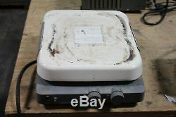 Corning PC-520 Hot Plate Magnetic Stirrer 10x 10 120V