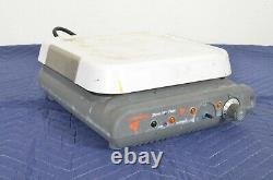 Corning PC-620 Magnetic Laboratory Stirrer/Hot Plate Tested Working Used