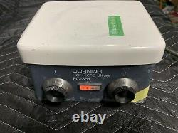 Corning PC351 PC-351 stirrer mixer hotplate magnetic hot plate