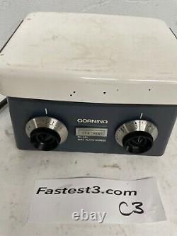 Corning PC351 Stirrer Mixer Hotplate Magnetic Hot Plate Laboratory PC-351