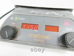 Corning Pc-420d 6795-420d Lab Stirrer And Hot Plate