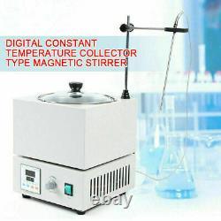 Digital Constant Temperature Heat-gathering Magnetic Stirrer for Lab hot sale