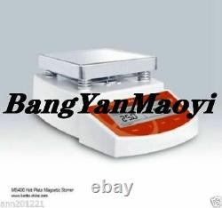 FedEx /DHL Digital Hot Plate Magnetic Stirrer Electric Heating Mixer MS400 220V