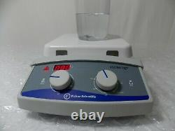 Fisher Isotemp Heated Magnetic Stirrer Hot Plate 11-100-49SH (LAM-198)