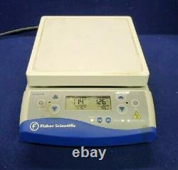Fisher Scientific 11-800-49SHP Isotemp Hot Plate Magnetic Stirrer / Stirring