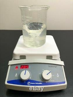 Fisher Scientific Isotemp Hot Plate Magnetic Stirrer 7x7 11-100-49SH 120V