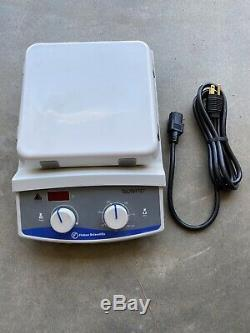 Fisher Scientific Isotemp Hot Plate Magnetic Stirrer 7x7 11-102-49SH 220V