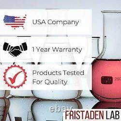 Fristaden Lab SH-2 Magnetic Hot Plate Stirrer 100-1600rpm Speed 350°C Tem