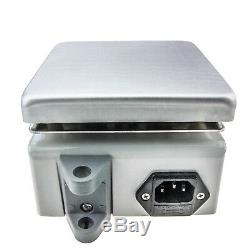 HFS Magnetic Stirrer with Hot Plate Digital Thermostat 180w Heating 100-2000 rpm