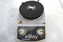 Heidolph MR Hei-Standard Magnetic Hot Plate Stirrer Tested