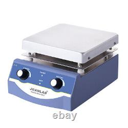 Hot Pate Magnetic Stirrer 3L 3000ml Lab Hotplate Mixer with Stand 0-1600rpm