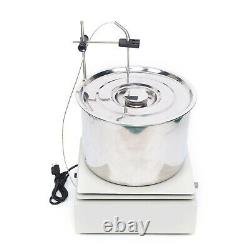 Hot Plate Magnetic DF-101T Stirrer Mixer Stirring Laboratory 1000ml Dual Control