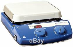 IKA 3581201 C-MAG HS 7 Hot Plate Magnetic Stirrer, Heating Plate (25$ discount)
