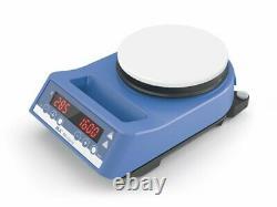 IKA 4678001 100-2000 rpm, RH Digital White Hot Plate