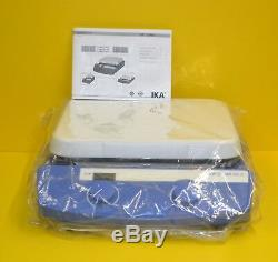 IKA C-MAG HS 10 Magnetic Stirring Hot Plate