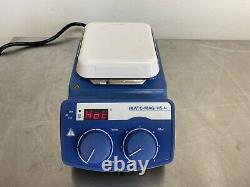 IKA C-MAG HS 4 Hot Plate Stirrer Pre-owned Tested In Excellent Condition