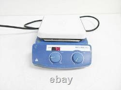 IKA C-MAG HS 7 3581201 IKAMAG Hot Plate Magnetic Stirrer Ceramic Heating