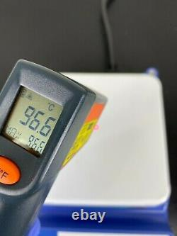 IKA C-MAG HS7 S1 Hot Plate Magnetic Stirrer Digital 7x7 120V