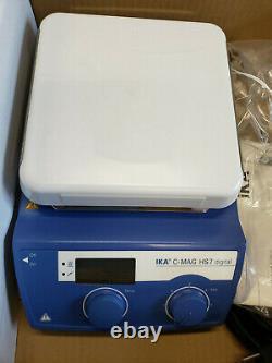 IKA Hot Plate Stirrer C-mag HS7