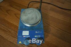 IKA RCT basic hotplate/ stirrer digital dry magnetic hot plate aluminum