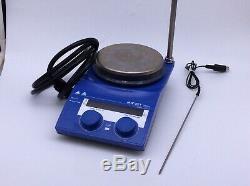 IKA RET Basic Hot Plate Magnetic Stirrer Stirring Digital 120V Mix