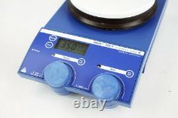 IKA RET Control-Visc C Hot Plate Magnetic Stirrer Heizrührer 1700rpm 340°C