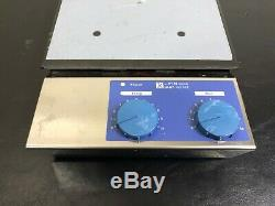 IKA Werke RT10 Hot Plate Magnetic Stirrer Multi 10 Position Mix RT 10 P WARRANTY