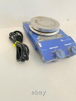 IKA Works Werke Basic RCT B S1 Hot Plate Magnetic Stirrer 1100 rpm