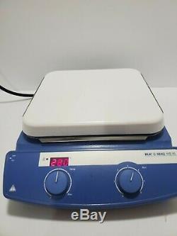 Ika C-mag Hs 10 Hot Plate Digital Magnetic Stirrer